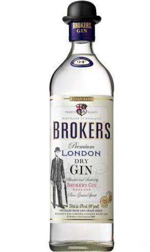 Comprar Brokers (ginebra London Dry) - Mariano Madrueño