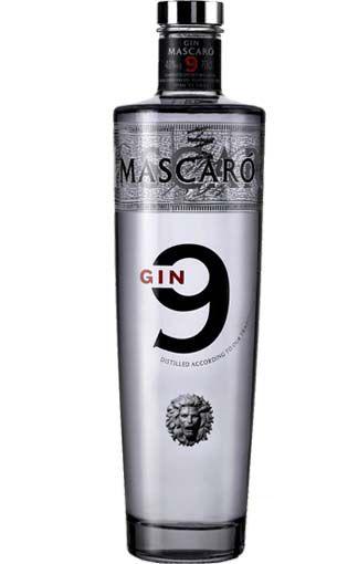 Comprar Mascaro nº9 (ginebra española) - Mariano Madrueño