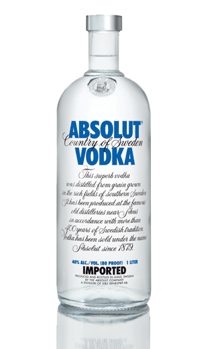 Comprar Absolut (vodka sueco) - Mariano Madrueño