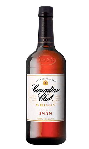 Comprar Canadian Club litro (whisky canadiense) - Mariano Madrueño