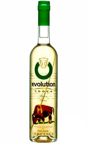 Comprar Evolution Bison litro (vodka polaco) - Mariano Madrueño