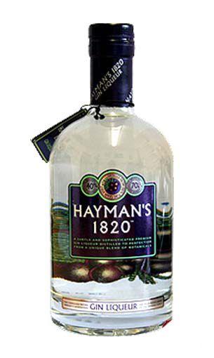 Comprar Hayman's 1820 (ginebra inglesa) - Mariano Madrueño