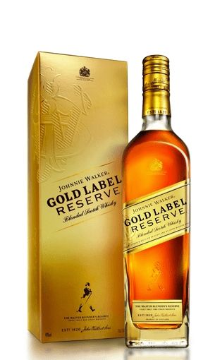 Comprar Johnnie Walker Gold Reserve (whisky) - Mariano Madrueño
