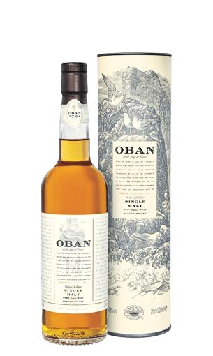 Comprar Oban 14 años (whisky) - Mariano Madrueño