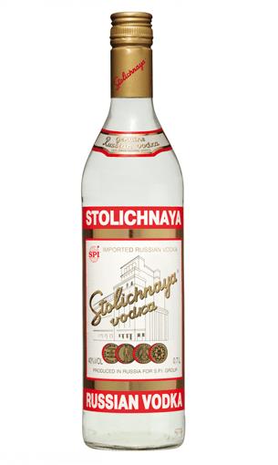 Comprar Stolichnaya litro (vodka ruso) - Mariano Madrueño