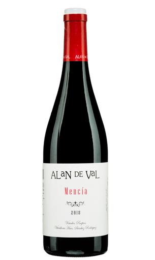 Vino Alan de Val Mencía (Valdeorras)