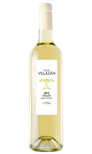 Villazán vino blanco de la tierra de Castilla y León