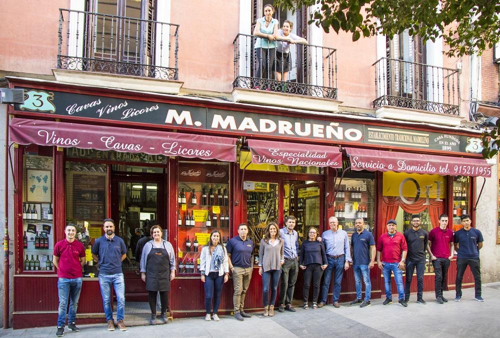 LA LICORERÍA MÁS ANTIGUA DE MADRID [1895-2018]