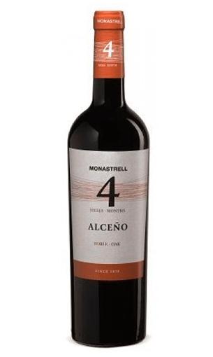 Alceño Roble 4 meses (vino de Jumilla) - Mariano Madrueño