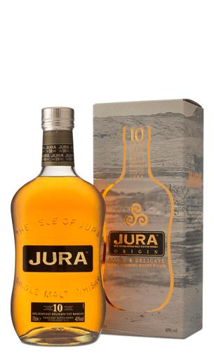 Comprar Isle of Jura 10 años 70 cl (whisky) - Mariano Madrueño