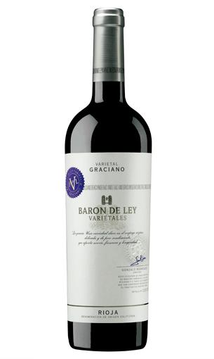 Comprar Barón de Ley Graciano (Rioja) - Mariano Madrueño