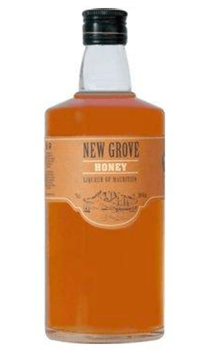 Comprar New Grove Licor Honey 26º (ron de miel de las slas de Mauricio)
