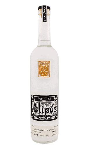 Alipús San Juan (mezcal joven) - Mariano Madrueño