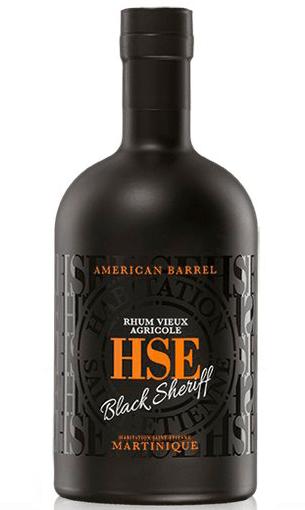 Comprar HSE Black Sheriff (ron agrícola de Martinica).- Mariano Madrueño