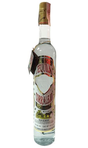 Corralejo Blanco litro (tequila mexicano) - Mariano Madrueño