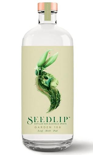 Seedlip Garden 108 (bebida sin alcohol) - Mariano Madrueño