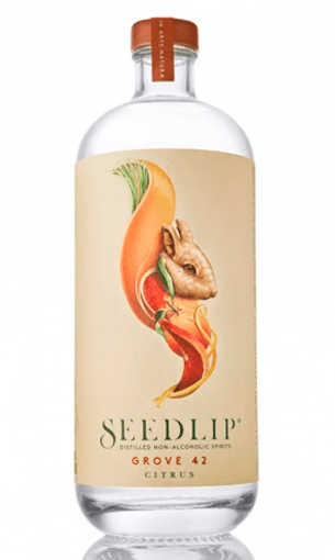 Seedlip Grove 42 (destilado sin alcohol) - Mariano Madrueño