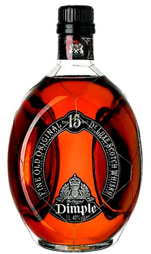 Dimple 15 años litro - Comprar whisky escocés