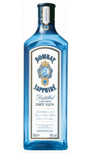 Bombay Saphire litro rosca - Comprar ginebras online
