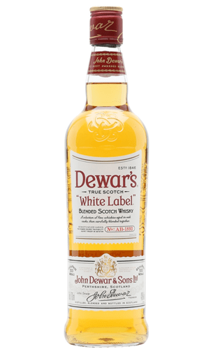 Dewar's White Label litro- Comprar whisky escocés