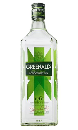 Greenall's London Dry Gin - Comprar ginebra premium