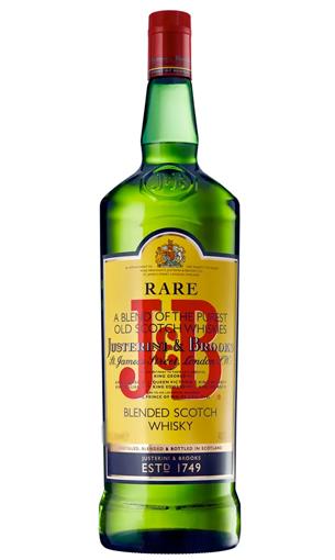 J&B Litro - Comprar whisky escocés