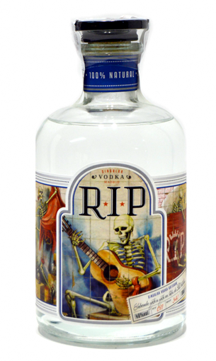 R.I.P. - Comprar vodka de Madrid