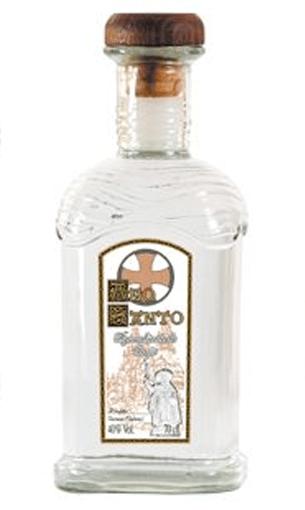 Año Santo Orujo blanco - comprar aguardiente