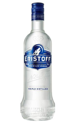 Comprar Eristoff - Vodka premium