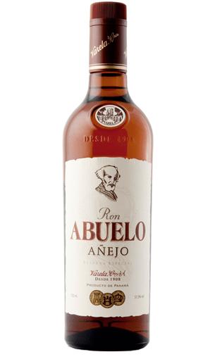 Comprar Ron Abuelo añejo 70 cl - Mariano Madrueño