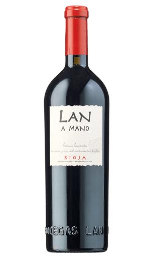 Lan a Mano - Comprar vino tinto crianza