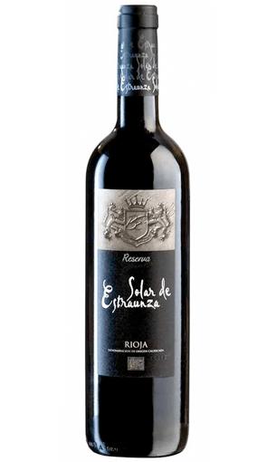 Solar de Estraunza Reserva - Comprar vino Rioja alavesa
