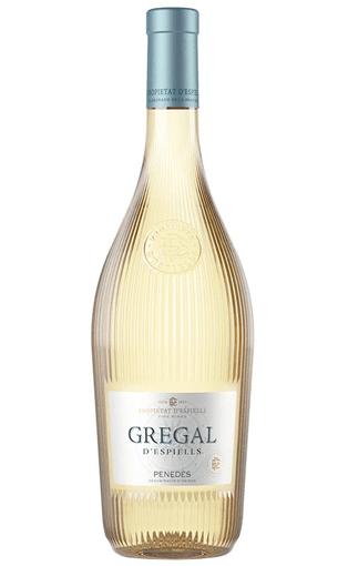 Gregal vino Blanco