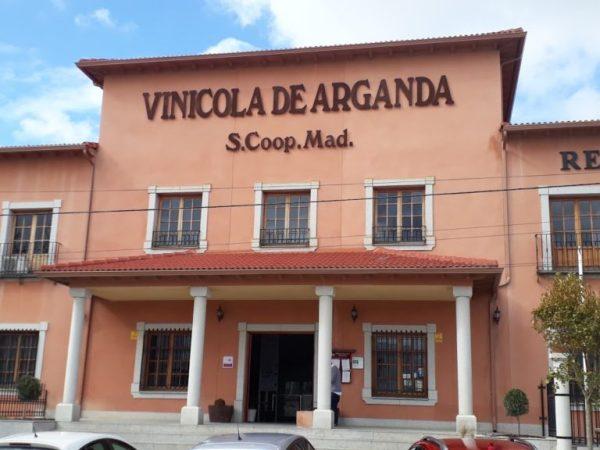 Vinícolas de Arganda - Bodegas madrileñas