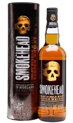 Smokehead Single Malt - Comprar whisky escocés