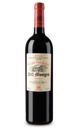 200 Monges - Comprar vino tinto