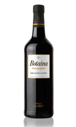Botaina amontillado (vino generoso de Jerez) - Mariano Madrueño