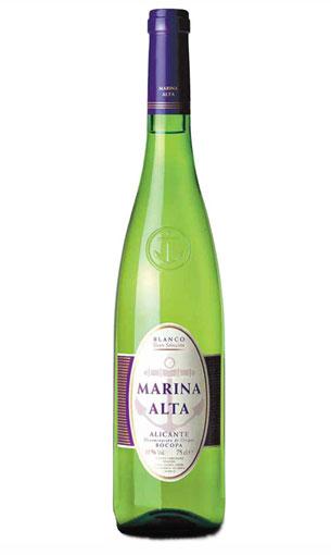 Marina Alta Blanco - Comprar vino blanco