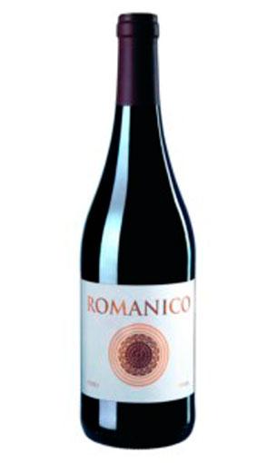 Romanico - vino tinto