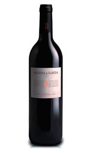 Alsina Merlot Reserva - Comprar vino reserva