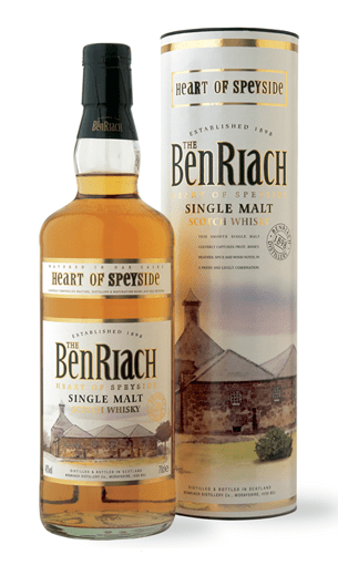 Comprar Benriach Heart of Speyside (whisky) - Mariano Madrueño