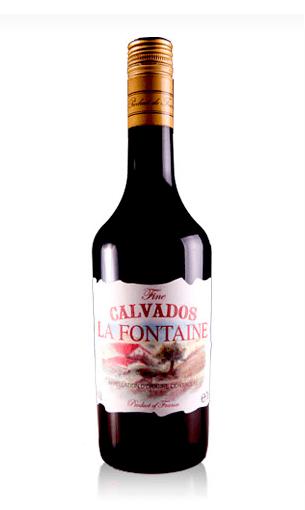 Comprar Calvados La Fontaine (Francia) - Mariano Madrueño