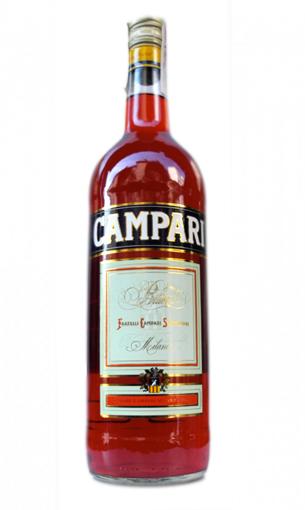 Comprar Campari litro (licor italiano) - Mariano Madrueño
