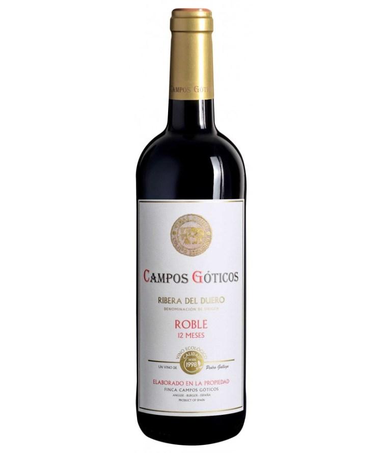 Campos Góticos - Vino roble (Ribera del Duero)