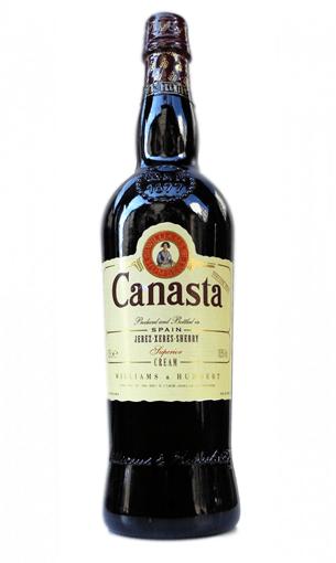 Canasta Cream (vino de Jerez) - Comprar vino online - Tienda de vinos