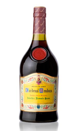 Cardenal Mendoza (brandy de Jerez) - Mariano Madrueño