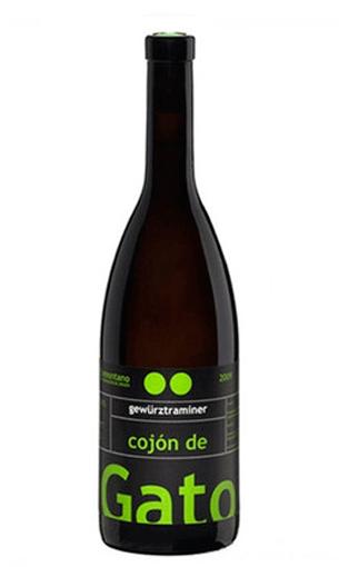 Comprar Cojón de Gato Gewurztraminer (vino de Somontano)