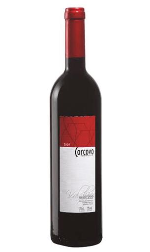 Corcovo tinto tempranillo (vino de Valdepeñas) - Mariano Madrueño