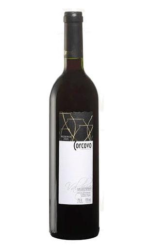 Corcovo Reserva (vino de Valdepeñas)