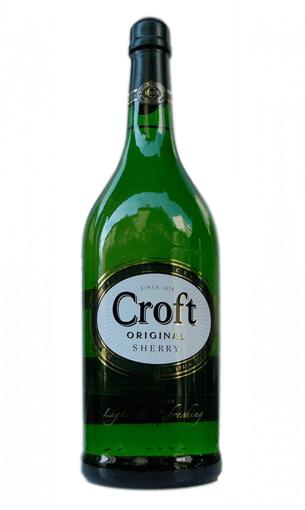 Comprar Croft litro (vino generoso de Jerez) - Mariano Madrueño